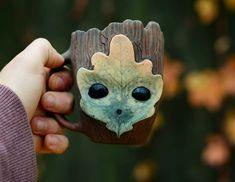 Handmade Pottery Face Mugs - Alex Mrachkovskiy - Trendy Art Ideas Hobbies For Couples, Hobbies That Make Money, Ceramic Design, Ceramic Art, Face Mug, Mug Art, Clay Mugs, Masks Art, Pottery Mugs