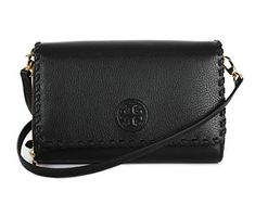 1dc94c424460 Tory Burch Marion Flat Wallet Crossbody Bag