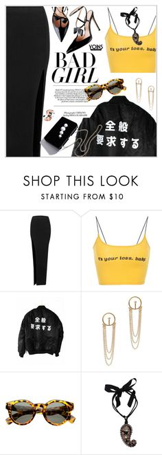 """""""Yoins"""" by teoecar ❤ liked on Polyvore featuring STELLA McCARTNEY, Lanvin, yoins, yoinscollection and loveyoins"""