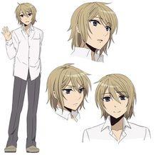 Nobunaga Shimazaki como Madoka Taketori en el anime Trustick