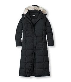 #LLBean: Ultrawarm Coat, Long ($240)