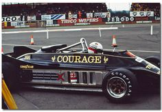 Elio de Angelis, Lotus 88, Silverstone 1981