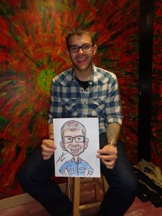 Caricature Creators are talented caricature artists in Toronto and GTA that specializing in creating custom caricatures for weddings & parites. Caricature Artist, Caricature Drawing, Caricatures, The Creator, Japan, Portrait, Drawings, Party, Wedding