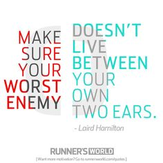 Motivational Posters For Runners   Runner's World