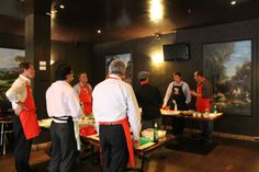 Sicilian Pizza Making Team Building Events, Great Team, Sicilian, Pizza, How To Make