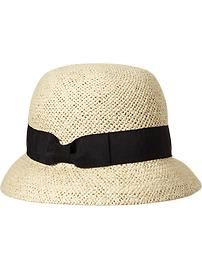 straw cloche. yes yes yes buying it!