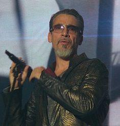 Florent Pagny chanteur et acteur français