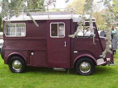 1958 Citroen Hy Camper Van Sold Superbly Ed Out In Lovely Solid Owned For Many Years By Previous Owne