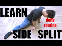 How to Highland Leap Scottish Dancing Muscle Animation EasyFlexibility - YouTube