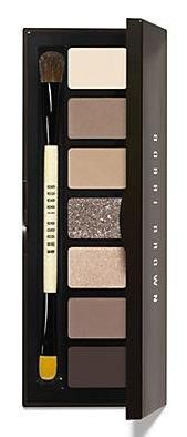 All the glitter a girl could want in the Bobbi Brown Rich Chocolate eye palette: http://rstyle.me/~18mFo