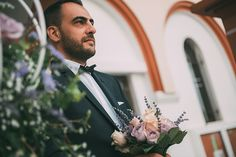 Romantic summer wedding Wedding First Look, Perfect Wedding, Bridal Bouquets, Summer Wedding, Beautiful Flowers, Wedding Flowers, Romantic, In This Moment, Photos