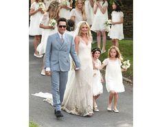 aw13bohonoviaskatemoss2 De boda en boda 2013: boho novias