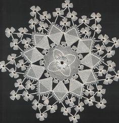 Needlework Lace Bedroom - Home Decor Crochet Doily Patterns, Crochet Doilies, Crochet Lace, Cross Stitch Patterns, Chrochet, Diy Lace Doily Bowl, Lace Doilies, Needle Lace, Needle And Thread