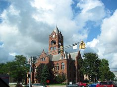 LaPorte County Indiana Court House