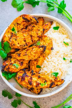 Grilled Tandoori Chicken – Recreate this Indian favorite QUICKLY and EASILY at home!! If you're looking for a new spin on grilled chicken, this is THE recipe to try! Super juicy, flavorful, and you'll LOVE IT!! Over the past few years I have really fallen in love love with Indian food and this tandoori chicken …