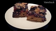 Starkin čučoriedkový koláč (fotorecept)