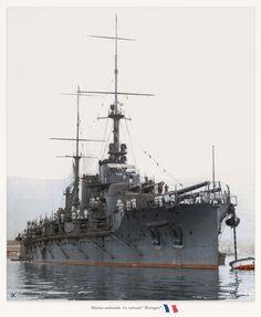Marine nationale Le Bretagne