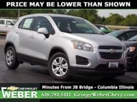 2015 Chevrolet Trax Vehicle Photo in Columbia, IL 62236