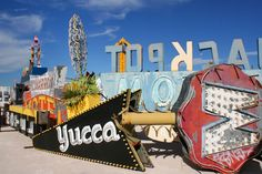 The Neon Museum is a 501c3 non-profit entity dedicated to preserving the rich history of Las Vegas' iconic art form, the neon sign. Located in fabulous downtown Las Vegas, the Neon Museum has been saving signs since 1996.