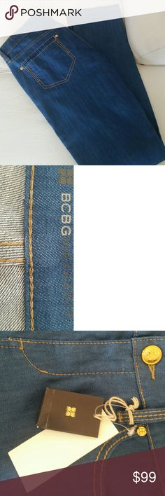 Final sale! Beautiful designer BCBGMAXAZRIA jeans. Brand new never worn designer jeans. Very classic and fashionable. BCBGMaxAzria Jeans