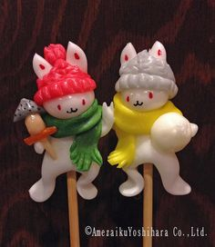 Japanese Traditional Lollipops by Amezaiku Yoshihara - Winter Bunnies Candy Art, Candy Crafts, Eye Candy, Japanese Candy, Japanese Sweets, Japan Crafts, Food Art, Sweet Recipes, Sculptures