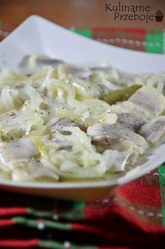 Seafood Salad, Fish And Seafood, Chef And The Farmer, Tasty, Yummy Food, Polish Recipes, Polish Food, Food Inspiration, Potato Salad