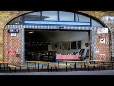 Montys Restaurant Ealing London - YouTube