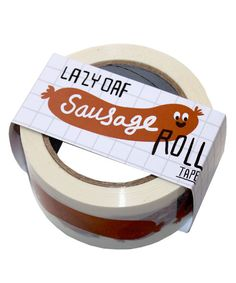 Sausage roll tape your daily #packaging smile : ) PD
