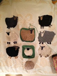 Ravelry: Project Gallery for patterns from Kinixys' patterns