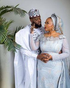 African Wedding Attire, African Attire, African Dress, African Weddings, African Wear, Traditional Wedding Attire, African Traditional Wedding, Nigerian Traditional Dresses, Ankara Wedding Styles