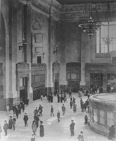 1915 Union Station, Kansas City