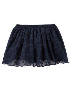 Lace Skirt   Carters.com