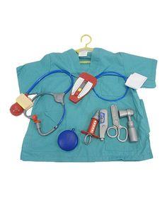 Look what I found on #zulily! Play Surgeon Medical Set by DIY KIDS #zulilyfinds