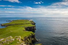 Neist Point lighthouse by Xabier Urra on 500px