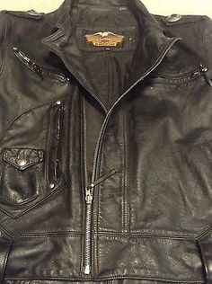 Harley-Davidson Leather Jacket XXL