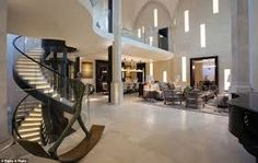 A temple to modern interior design: Former Knightsbridge church converted into luxury home complete with gym, pool and sauna Church Conversions, Saint Sauveur, Kirchen, Modern Interior Design, Interior Architecture, Luxury Living, My Dream Home, Future House, Transformers