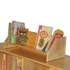 Strictly For Kids Premier Deluxe Portable Book Display 137 99 On Bookcases Galore