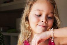 Seashells bracelet