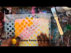 Creative Sunday Art Journal Page Tutorial Journal52 Week 2 - YouTube