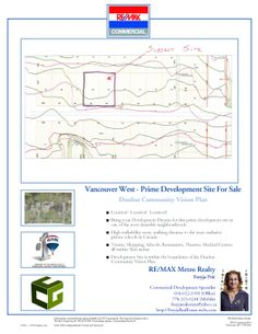 #Prime #Development #site #ForSale in #Vancouver #West #OLE @UrbaneDesigners