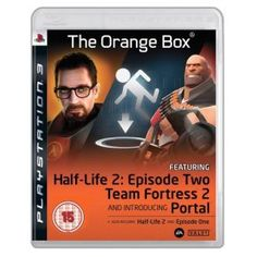 EA Half-Life 2 The Orange Box PS3 Half-Life 2: The Orange Box - Playstation 3 Game (Barcode EAN = 5030930055295). http://www.comparestoreprices.co.uk//ea-half-life-2-the-orange-box-ps3.asp