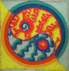Splatters and Smudges: Huichol Art