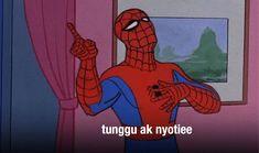 Cartoon Memes, Cartoon Pics, Avengers Memes, Marvel Memes, Disney Memes, Spiderman Meme, Wall Drawing, Funny Video Memes, Meme Template