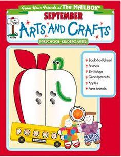 Arts  Crafts September Gr PrekK -- You can find more details by visiting the image link.
