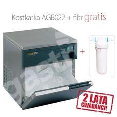 Kostkarka do Lodu G-022, 24kg/24h + FILTR!