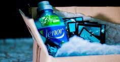 Assouplissant Lénor : associé aux billes unstoptables pour un linge délicatement parfumé et tout doux  - appréciation : +++