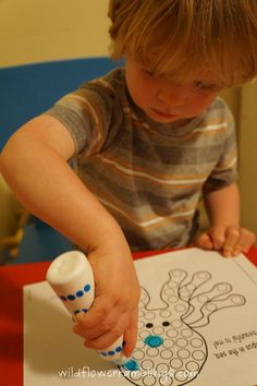 Tot School: letter O--Lots of Letter O activities, includes prewriting, gross motor, and fine motor ideas!