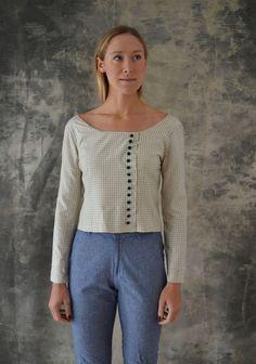 20s blouse
