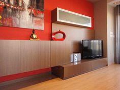 Mueble para televisión. Decoración Alado