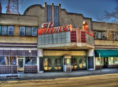 Times Theatre, in need of renovation
